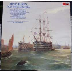 Miniatures for Orchestra. Adrian Boult. 1 LP. EMI. New Copy