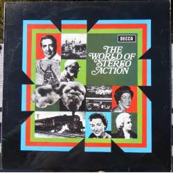The World of Stereo Action. 1 LP. Decca