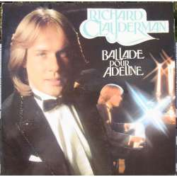 Richard Claydermann: Ballade pour Adeline. 1 LP.