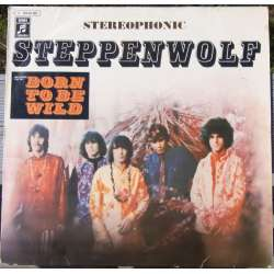 Steppenwolf: Born to be Wild. Originaltryk. 1 LP. Dunhill - EMI