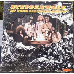 Steppenwolf: At your Birthday Party. Originaltryk. 1 LP. Dunhill