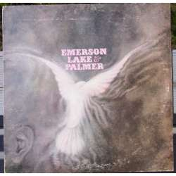 Emerson, Lake & Palmer. Originaltryk. 1 LP. Atlantic