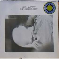 Keith Jarrett: The Köln Concert. Originaltryk. 2 LP. ECM 1064