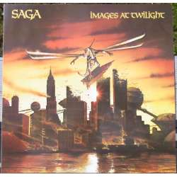 Saga: Images at Twilight. 1 LP. Elektra