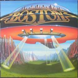 Boston: Dont Look Back. 1 LP. CBS 32048