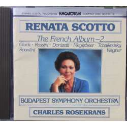 Renata Scotto. The French album. Gluck, Rossini, Donizetti. 1 CD Hungaroton