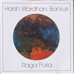 Wardhan, Bansuri. Raga Puria. 1 CD. Jecklin Disco