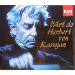 The Art of Herbert von Karajan. 4 CD. EMI