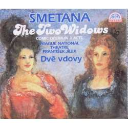Smetana: The Two Widows. Sormova, Tikalova, Jaroslav Krombholc. Prague National Theatre Orchestra and Chorus. 2 CD. Supraphon