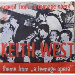 "Keith West: Excerpt from ""a teenage opera"". 1 Single. 45 RPM. EMI"