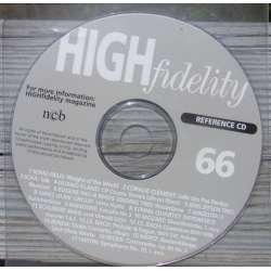 En reference CD der fulgte med det hedengangne danske High Fidelity. Reference CD. no. 66