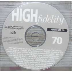 En reference CD der fulgte med det hedengangne danske High Fidelity. Reference CD. no. 70