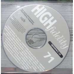 En reference CD der fulgte med det hedengangne danske High Fidelity. Reference CD. no. 71