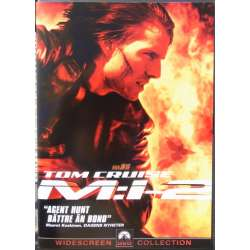 MI 2. Mission Impossible 2. Tom Cruise. 1 DVD.