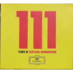 111 Years of Deutsche Grammophon. 111 numbers. 6 CD. Deutsche Grammophon
