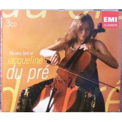 The Very Best of Jacqueline du Pré. Elgar, Dvorak, Haydn and Boccherini: Cellokoncerter. 3 CD. EMI.