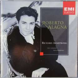 Roberto Alagna: Portrait. Richard Armstrong. 1 CD. EMI