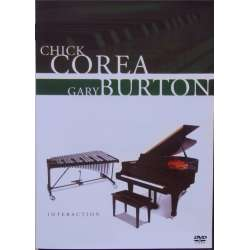 Chick Corea & Gary Burton: Interaction. A live recording from 1997. 1 DVD