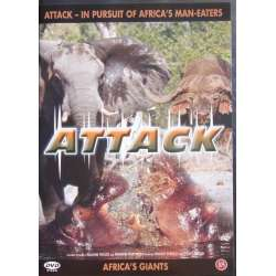 Attack. De afrikanske giganter. 1 DVD.
