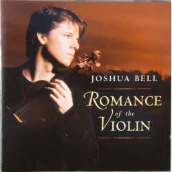 Joshua Bell: Romance for violin. 1 CD. Sony