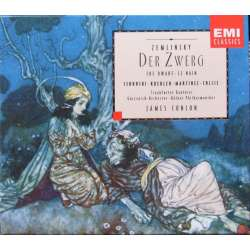 Zemlinsky: Der Zwerg. Isokoski, Martinez. James Colon. 2 CD. EMI