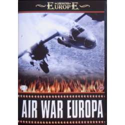 Air War in Europa, World War II. 1 DVD