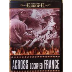 Across occupied France. World War 2. 1 DVD