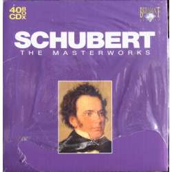 Franz Schubert: The Masterworks. 40 CD. Brilliant Classics. 92394 Nyt eksemplar