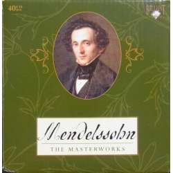 Mendelssohn: The Masterworks. 40 CD. Brilliant Classics