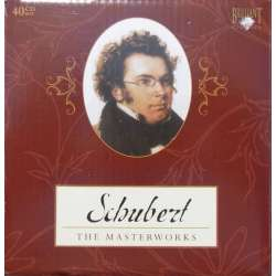 Franz Schubert: The Masterworks. 40 CD. Brilliant Classics. 93673 Nyt eksemplar