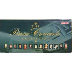The Piano Concerto Collection. Alfred Brendel, Derek Han, John Lill, Karin Lecher. 25 CD. Brilliant Classics.