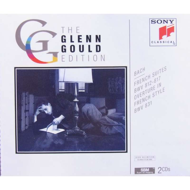 a place to call home box set glenn gould bach beethoven schoenberg plade klassikeren Bach: French suites nos. 1-6. Glenn Gould. 2 CD.