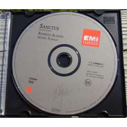 Roberto Alagna: Sanctus. Sacred songs. 1 CD. EMI