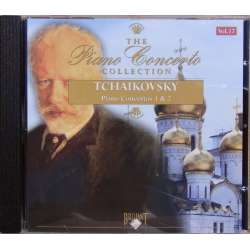 Tchaikovsky: Piano Concertos nos. 1 & 2. Derek Han, St. Petersburg PO, Paul Freeman. 1 CD. Brilliant Classics