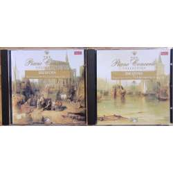 Brahms: Piano Concertos nos. 1 and 2. Lechner, BPO, Marturet. 2 CD. Brilliant Classics