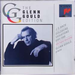 Bach: Goldberg variations. BWV 988. (1981) Glenn Gould. 1 CD. Sony