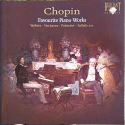 Chopin: Minute vals, + Revolutionary Sonata. Folke Nauta. 1 CD. Brilliant Classics