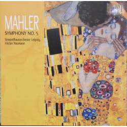 Gustav Mahler: Symphony no. 5. Vaclav Neumann, Gewandhausorchester. 1 CD. Brilliant Classics. New copy