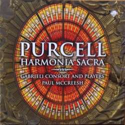Purcell: Harmonia Sacra. Gabrieli Consort. Paul McCreesh. 1 CD. Brilliant Classics