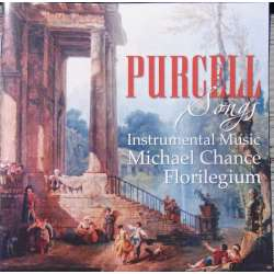 Purcell: Sange. Michael Chance. Florilegium. 1 CD. Brilliant Classics