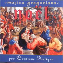 Musica Gregoriana. Pro Cantione Antiqua. 1 CD. Brilliant Classics