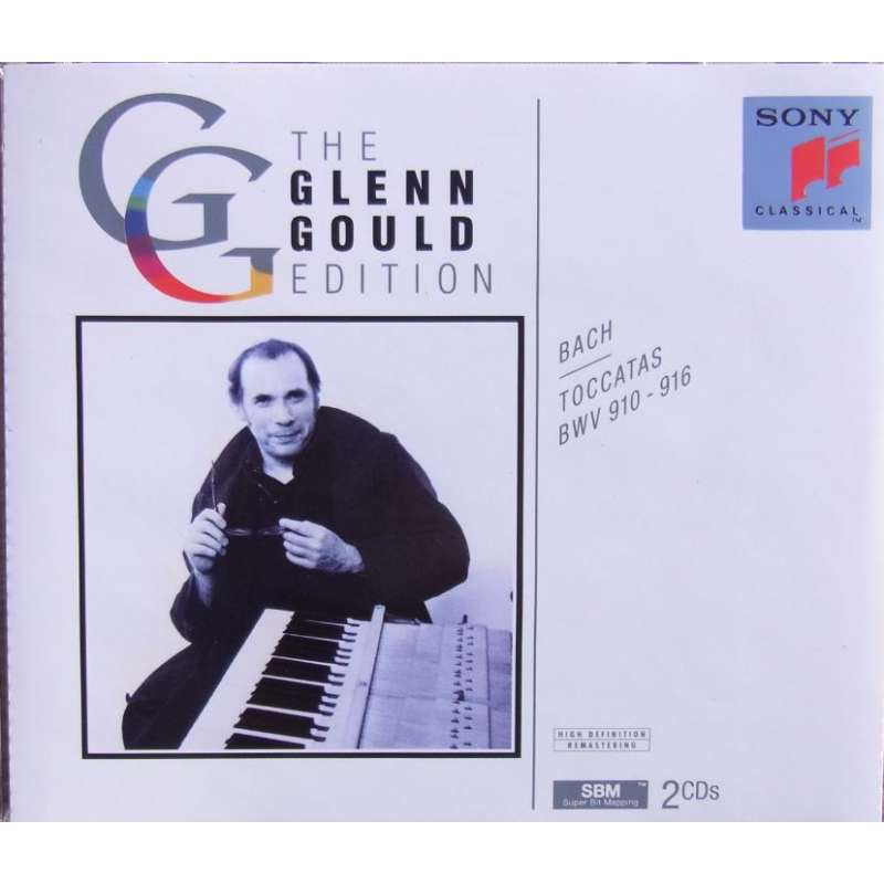 a place to call home box set glenn gould bach beethoven schoenberg plade klassikeren Bach: Toccatas. BWV. 910-916. Glenn Gould. 2 CD.