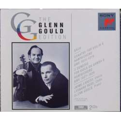 Bach: Violin Sonatas. James Laredo, Glenn Gould. 2 CD. Sony