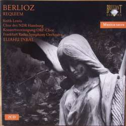 Berlioz: Requiem. Frankfurt RSO. Inbal. 2 CD. Brilliant Classics