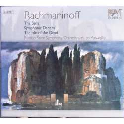 Rachmaninov: The Bells. + Symphonic dances, + The Rock. Valery Polyansky, Russian State SO. 2 CD. Brilliant Classics 8532