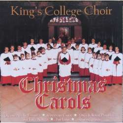 Christmas Carols. King's College Choir, Stephen Cleobury. 1 CD. Brilliant Classics
