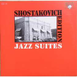 Shostakovich: Jazz suites. Ukraine SO. Kuchar. 1 CD. Brilliant Classics