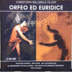 Gluck: Orfeo ed Euridice. + Songs. Kathleen Ferrier. Frizt Stiedry. 2 CD. Membran