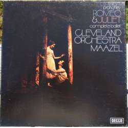 Prokofiev: Romeo and Juliet. Lorin Maazel, Cleveland SO. 3 LP. Decca. SXL 6620
