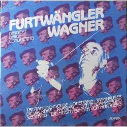 Wilhelm Furtwängler conducts Music by Richard Wagner. 5 LP. Acanta